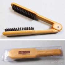 Spazzola di capelli piana professionale del ferro CM-2000, tagliatore piano dei capelli, pettine dei capelli diritti, spazzola del salone di capelli
