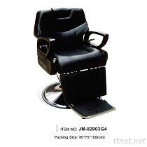 JM-82903G4 호화스러운 유압은 이발소용 의자, 미장원 유행 의자, 직업적인 미장원 의자 기댄다