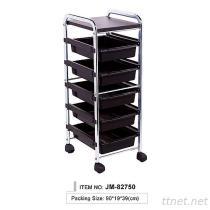 JM-82750 Professional Hair Salon Trolley, Beauty Salon Trolley