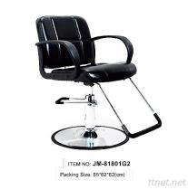JM-81801G2 Professional Salon Styling Chair, Hair Salon All Purpose Styling Chair, Salon Stylish Hydraulic Chair