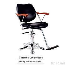 JM-81006F5 Professional Salon Styling Chair, Hair Salon Chair, Salon Stylish Hydraulic Chair, Beauty Chair