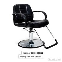 JM-81803G2 Professional Salon Styling Chair, Hair Salon Chair, Salon Stylish Hydraulic Chair