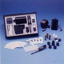 Maschinen-Installationssatz der Tätowierung-G-9740, dauerhafter Verfassungs-Tätowierung-Maschinen-Installationssatz, Tätowierung-Kunst