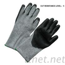 Beständigen Handschuh schneiden