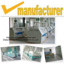 New Flour Milling Machine, Yellow Maize Milling Equipment
