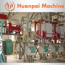 5-500Ton Chineset Flour Milling Machine, Whole Set Corn Flour Plant