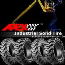 Boom Lift Cushion Tyre