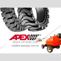 Boom Lift Solid Tyre