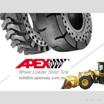 Wheel Loader Solid Tyre