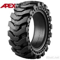 Neumático sólido del amortiguador de la elevación del auge