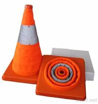 Stretched Traffic Cone