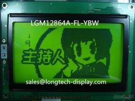 128*64 Graphic LCD Module