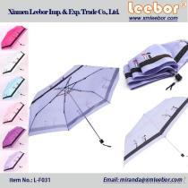 3 Folding Pencil Mini Travel Ladies Unique Umbrella/ L-F031