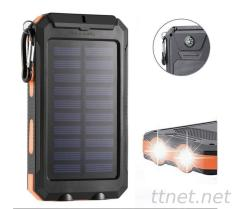 15000MAH Compass Solar Charger For Cell Phone