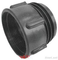 PP IBC Adapter 63mm Male to 2