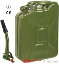 NATO Metal Jerry Can Military-spec Fuel Tank Army Gasoline Diesel Storage Container 5L/10L/20L