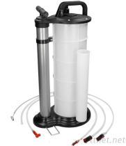 Ölpumpe der Vakuum 9L Auszieher-Saugpumpe-Aussaugheberpumpen-Handbuchfüller flüssiger
