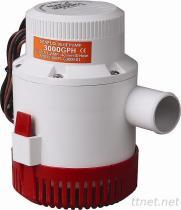 De Pomp van het Ruimwater/Mariene Lenspomp 24V 3000GPH