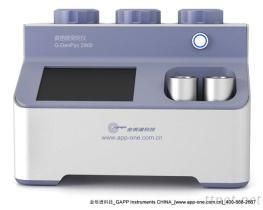 Gas Pycnometer Method Analyzer