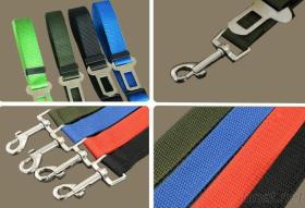 Wholesale Cheap Polyester Dog Pet Collars Leashes ( DG776)
