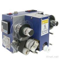 Máquina caliente neumática PE-300 de la codificación de la fecha de la hoja