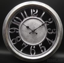 13 Inch Hot Sale Retro Plastic Wall Clock