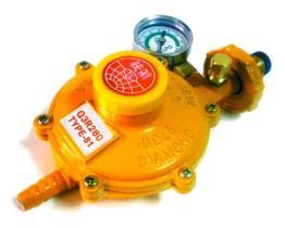 Regelgever 5 van het gas