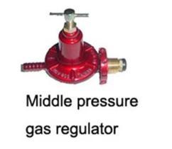 Régulateur de gaz/détecteur de gaz