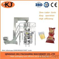 Automatic High quality Weighing &Packing Machine For Snack Food