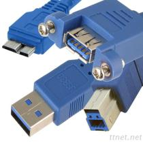 De Reeks van de Kabel van de Hoge snelheid USB 3.0