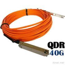 QSFP 40G Fiber Optic Cable