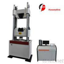 universal test machine, test machine, tensile testerCast Product Tensile Testing Equipment