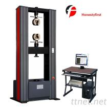 Le caoutchouc/plastiques/machine d'essai de tension de céramique/polymères