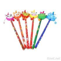 pen set, Wave drum windmill pencil, pencil, color pencil, cartoon pen, child pen, advertising pen, premium pen, gift pen, promotional pen, promotional advertising pen, gift advertising pen