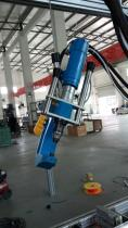 Rivet/Aluminum Alloy Compact Busbar Riveting Station For Busbar Profile