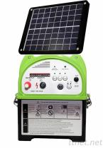 Economic Solar Electric Fence Energizer