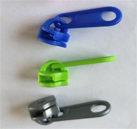 Plastic Ritssluiting