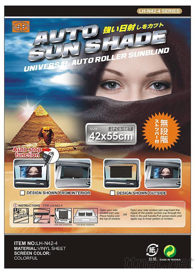 Car Sunshade -- Auto Stop