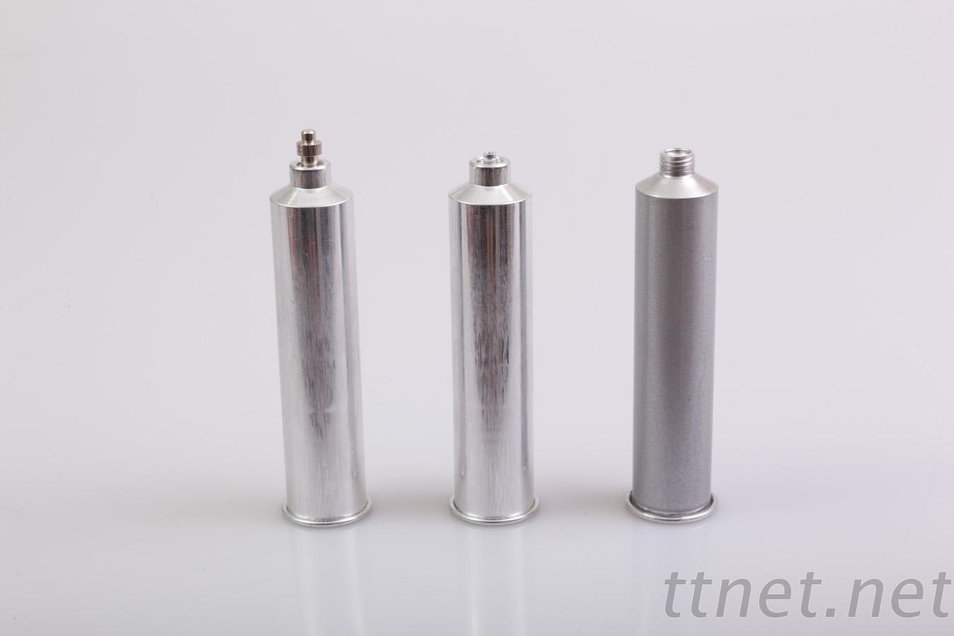 Aluminium Syringe