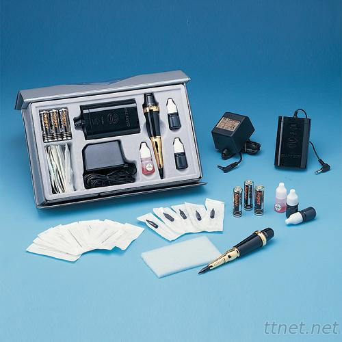 G-9430 Tattoo Machine Kit, Permanent Makeup Tattoo Machine Kit, Tattoo Disposable Needle Series,Tattoo Art