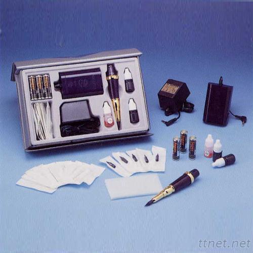G-9430-12/G-9430-13入れ墨機械キット、永久的な構造の入れ墨機械、入れ墨の芸術