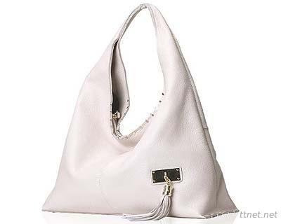 Leather Handbags, Hobo Bag (H73121)