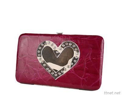 Flat Wallet. ladies wallets, long wallets, woman wallets (673)