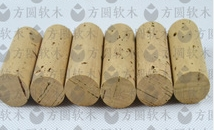 Cork stopper , natrual wine cork stopper (D53)