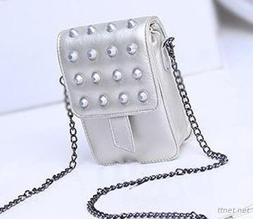 Cross Body Bag, sling bag, chain bag (B66)