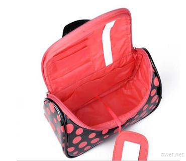 Cosmetic Case, Cosmetic Tote Bag, beauty bag(V4667)