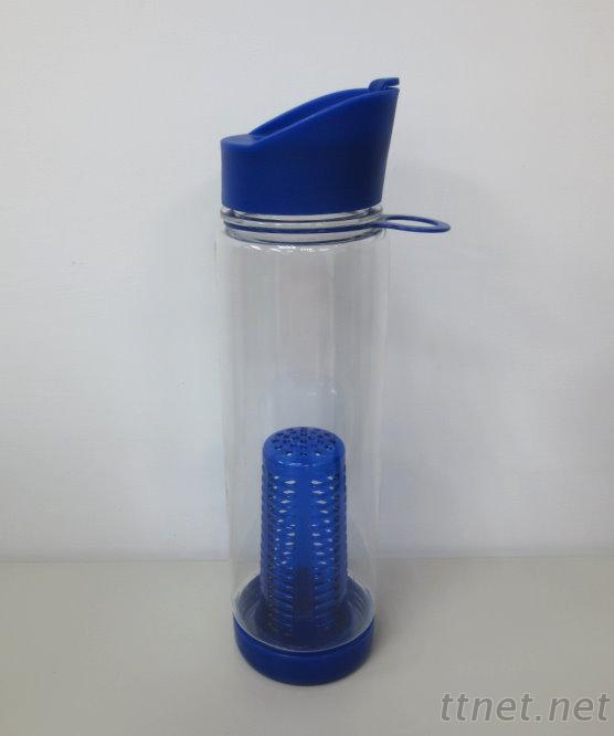 Fles van de Muur van Tritan de Enige met Filter