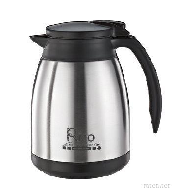 Pot van de Koffie van het roestvrij staal de Vacuüm