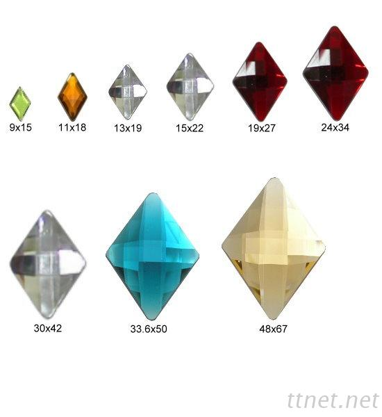 Diamant d 39 acrylique de losange chine taiwan diamant d for Carrelage losange diamant