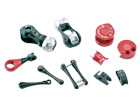 Precision, CNC-machined Metallice Parts